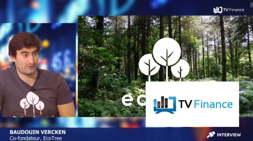 TV Finance  - EcoTree, un acte patrimonial, responsable et financier