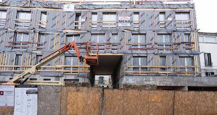 Construction : le bois est de retour !