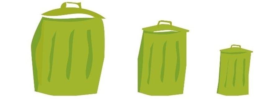 Conseils pratiques pour réduire son impact carbone : 5. Les déchets