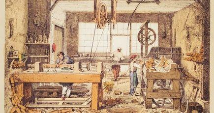 Parquets et meubles : l'art du bois 2/2