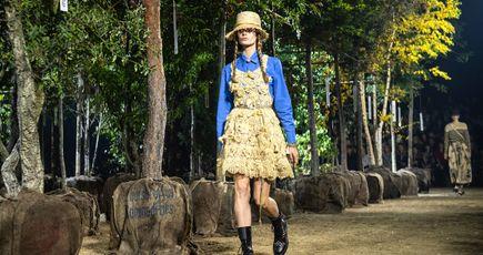 Dior : quand la nature inspire la haute-couture