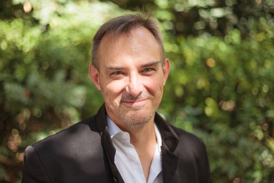 Portrait de David Hockley, directeur marketing et data d'EcoTree