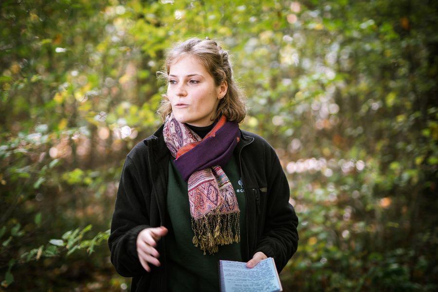 Que faire en forêt en automne ? Margaud nous donne des conseils
