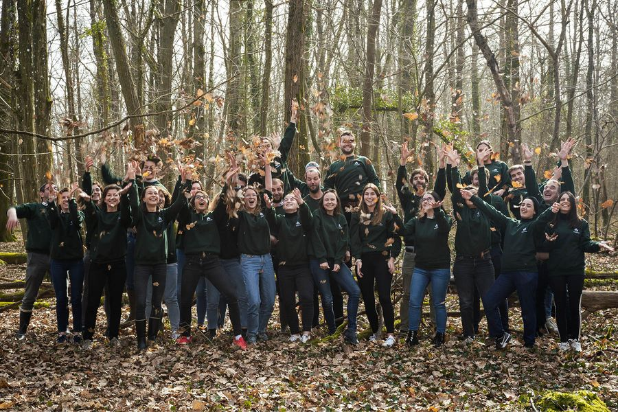 EcoTrees jaarverslag: de hoogtepunten