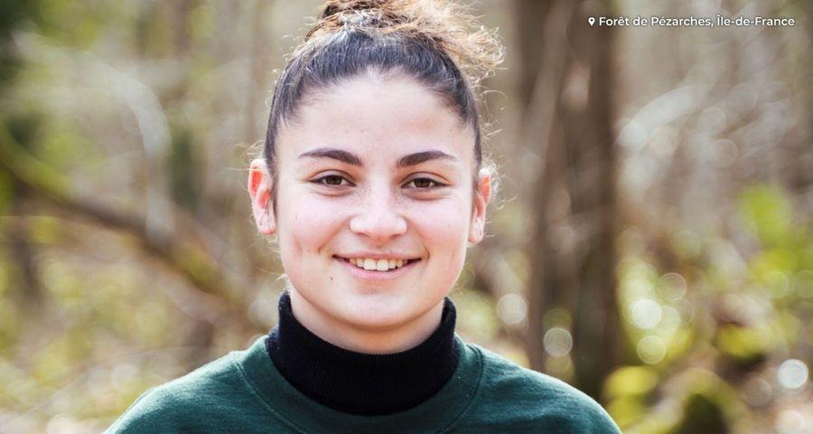 Elodie, une jeune commerciale bretonne d'EcoTree