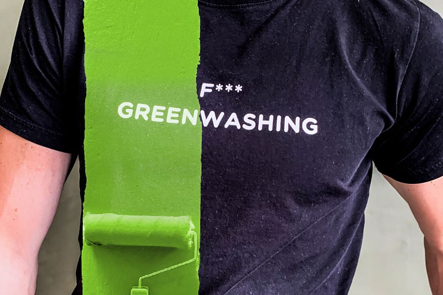 What is greenwashing and why is it bad?