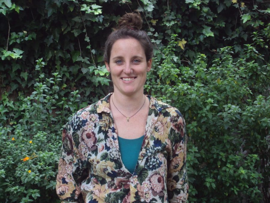 Meet a tree owner - this is Hayley!